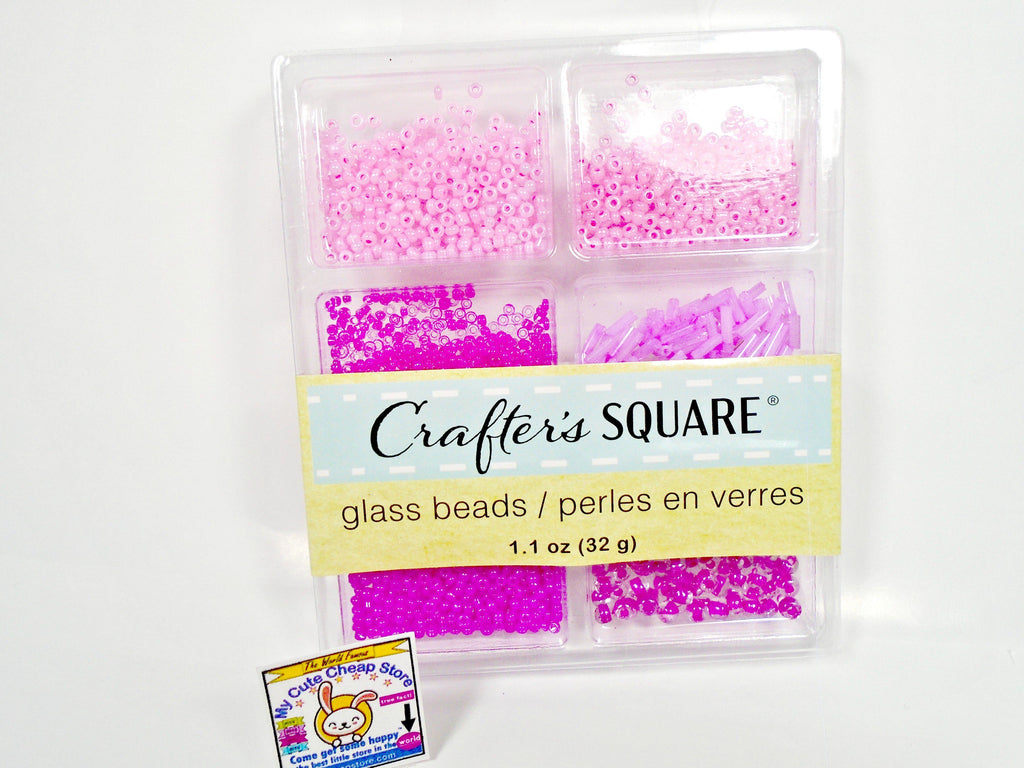 Glass Beads set for Crafts - My Cute Cheap Store