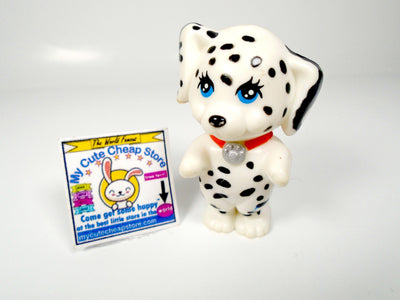 Littlest Pet Shop Kenner Dalmatian dog - My Cute Cheap Store