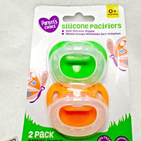 Silicone Pacifiers 2 Count - My Cute Cheap Store