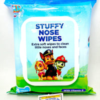 Stuffy Nose Wipes with Vitamin E. 25 count - My Cute Cheap Store