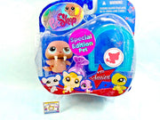 Littlest Pet Shop #977 Sassiest Special Edition Pet Walrus NIB - My Cute Cheap Store