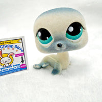 Littlest Pet Shop  Around The World Fuzzy Seal #399 - My Cute Cheap Store