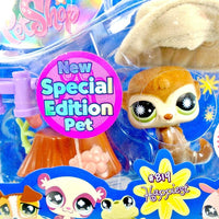 Littlest Pet Shop Special Edition Fuzzy Meerkat #819 NIB - My Cute Cheap Store
