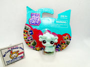 Littlest Pet Shop Blue Mini Poodle Dog. NIB - My Cute Cheap Store