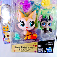 Littlest Pet Shop Foxy Reddintong and Dusty West NIB - My Cute Cheap Store