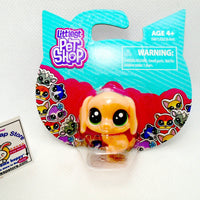 Littlest Pet Shop Orange Mini Dog NIB - My Cute Cheap Store