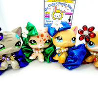 Littlest Pet Shop set of 12 pieces Deluxe Outfit - My Cute Cheap Store