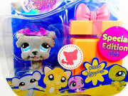 Littlest Pet Shop Special Edition  Fuzzy  Scottish Terrier #1006 New in Package. - My Cute Cheap Store