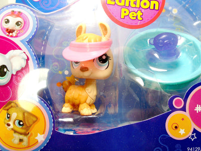 Littlest Pet Shop Special edition Llama #1460 NIB - My Cute Cheap Store