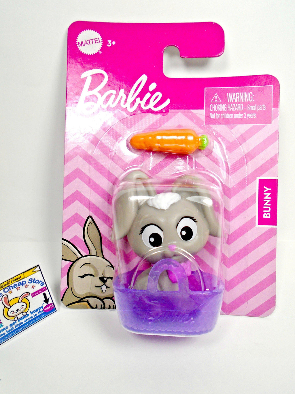 Barbie Bunny Collectible - My Cute Cheap Store