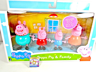 Peppa Pig & Family set - My Cute Cheap Store