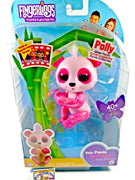 Fingerlings Baby Poly Glitter Panda - My Cute Cheap Store