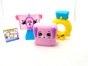 Shopkins lot of 3 accessories - My Cute Cheap Store