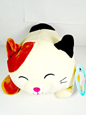 Squishmallows Cuddlers Cam the Calico Cat - My Cute Cheap Store