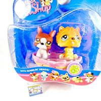 Littlest Pet Shop Squeaky Clean Pets #117 and #118 NIB - My Cute Cheap Store