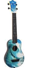 FLIGHT Travel Uke TUS-25 Soprano (Surf)