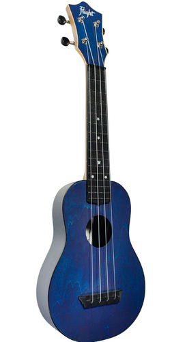FLIGHT Travel Uke TUS-35 Soprano (Dark Blue)