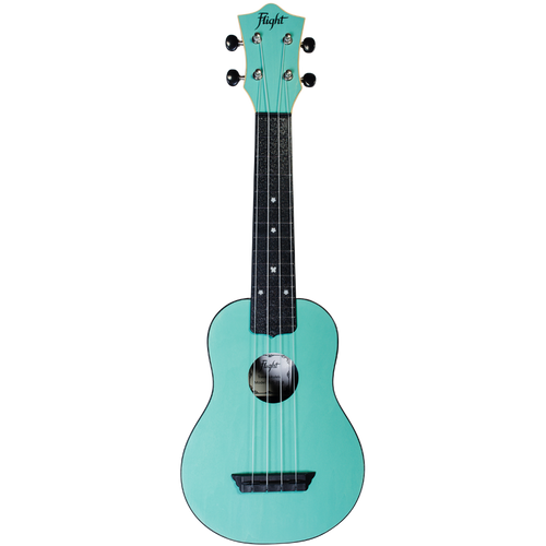 FLIGHT Travel Uke TUS-35 Soprano (Light Blue)