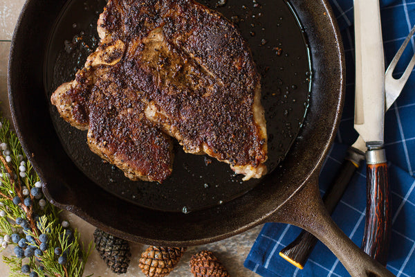 BURNT CANOE STEAK SEASONING