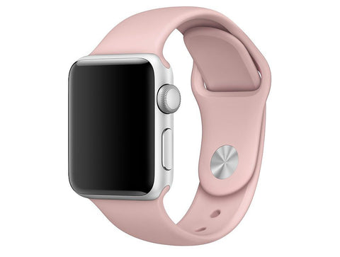 TECH-PROTECT SMOOTHBAND APPLE WATCH 1/2/3 (38MM) PINK SAND