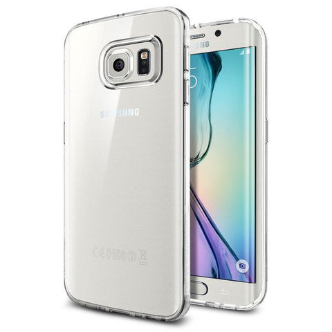 SPIGEN SGP LIQUID CRYSTAL GALAXY S6 EDGE CRYSTAL CLEAR