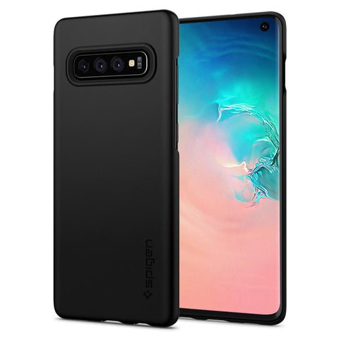 SPIGEN THIN FIT GALAXY S10 BLACK