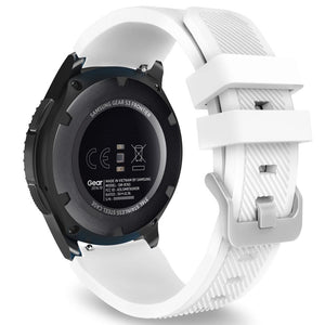 TECH-PROTECT SMOOTHBAND SAMSUNG GALAXY WATCH 46MM WHITE