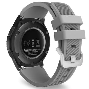 TECH-PROTECT SMOOTHBAND SAMSUNG GALAXY WATCH 46MM GREY