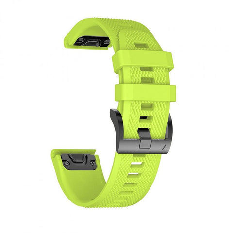 TECH-PROTECT SMOOTH GARMIN FENIX 3/5X/3HR (26MM) GREEN