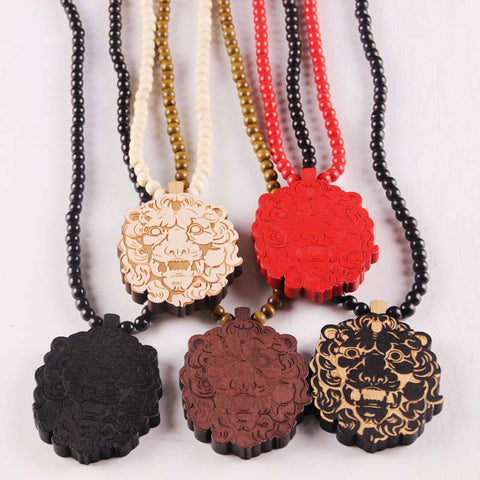 related suggestions pendant black beaded for trukfit good keywords with necklace inch style s new wood chain wall goodwood ebay street