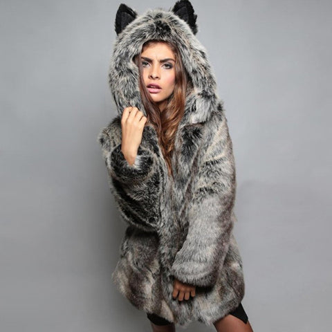 Cuddle Critters™ Fur Coat
