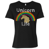 Unicorn Life™ Ladies' Relaxed Jersey Short-Sleeve T-Shirt