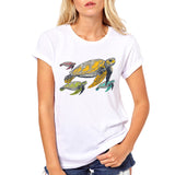 Turtle Time T Shirts™ for Women