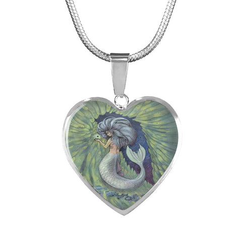 Mystical Mermaid™ Heart Shaped Jewelry