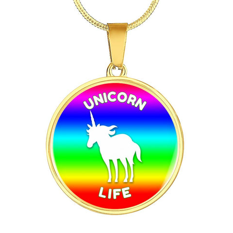 Unicorn Life Rainbow Jewelry
