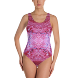 RevolutionSwim RedCoralTides™ One-Piece Swimsuit