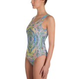 RevolutionSwim MystickRealms™ One-Piece Swimsuit
