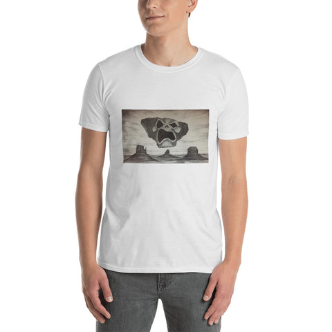 Fear Face Canyon™ Short-Sleeve Unisex T-Shirt