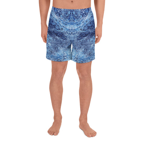 RevolutionSwim OceanLife™ Men's Athletic Long Shorts