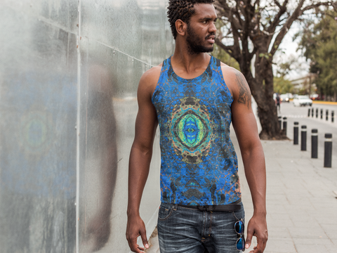 RevolutionGym SeaOracle™ Mens Tank Top