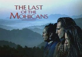 The Last of the Mohicans - movie only