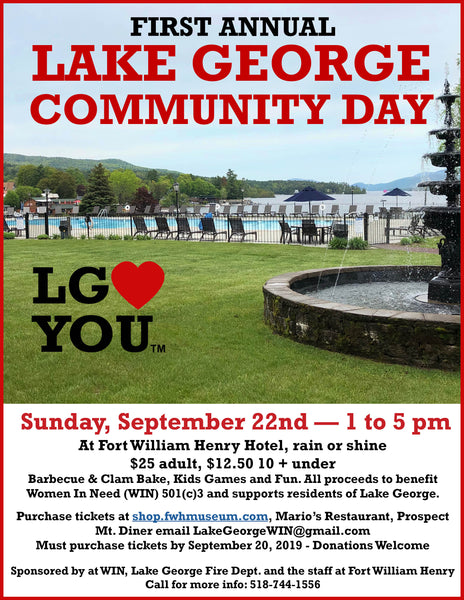 Lake George Community Days