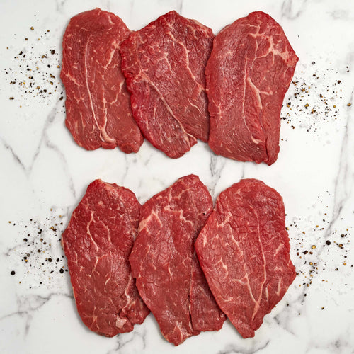 Beef Thin Shoulder Steak - Beef Thin Shoulder Steak