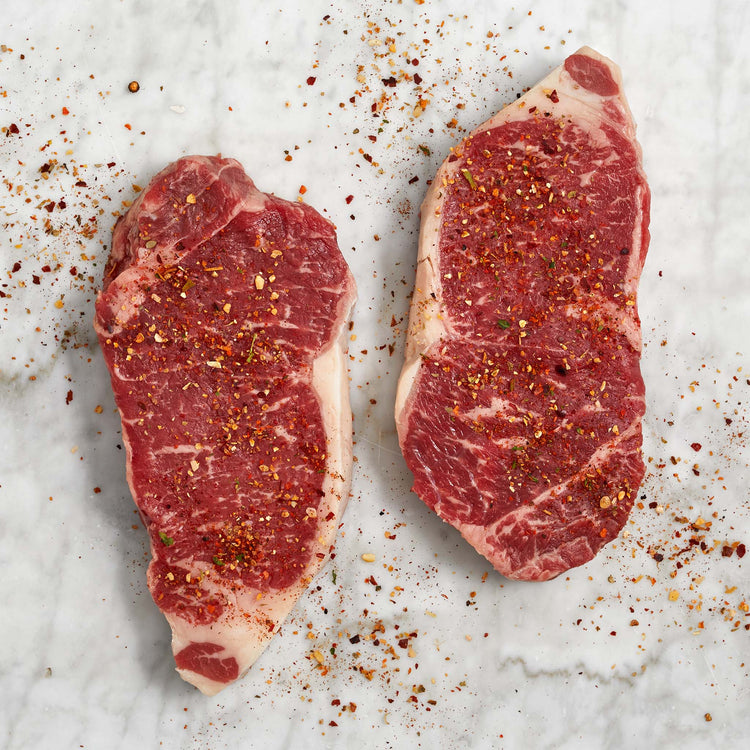 Beef New York Strip Steak - Beef New York Strip Steak