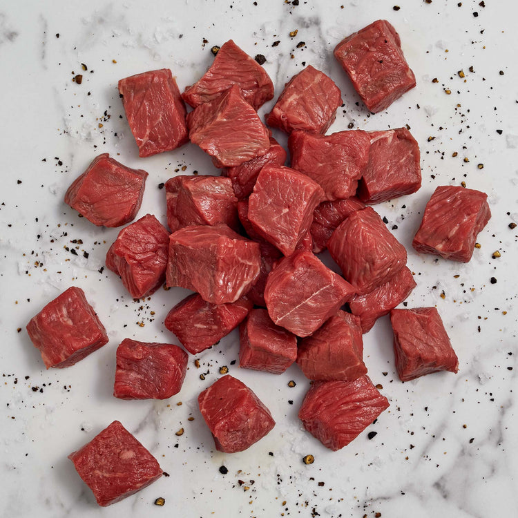 Beef Sirloin Tips - USDA Choice Boneless Beef Sirloin Tips