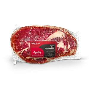 Beef Chuck Roast in package