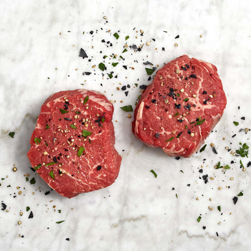 Black Angus Beef Ribeye Filet - Black Angus Beef Ribeye Filet