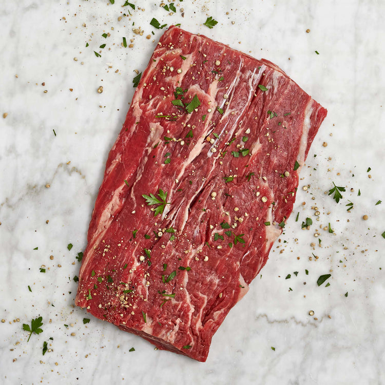 Black Angus Beef Whole Ribeye Cap Steak - USDA Choice Black Angus Beef Whole Ribeye Cap Steak