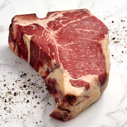 Black Angus Bone-In Beef Florentine Steak - Bone In Black Angus Beef T Bone Steak _ Florentine_ Florentina_Porter