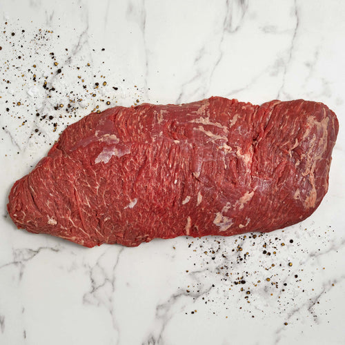 Black Angus Beef Whole Flap Meat (Trimmed)